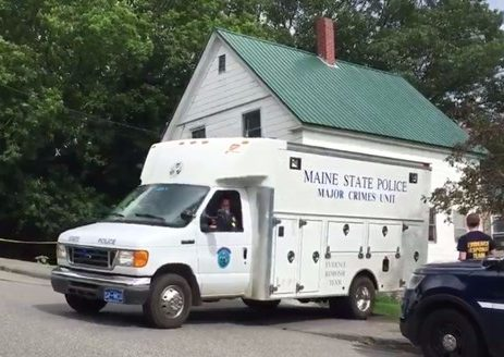 """State police are investigating a """"suspicious"""" death in Jay, in Franklin County."""