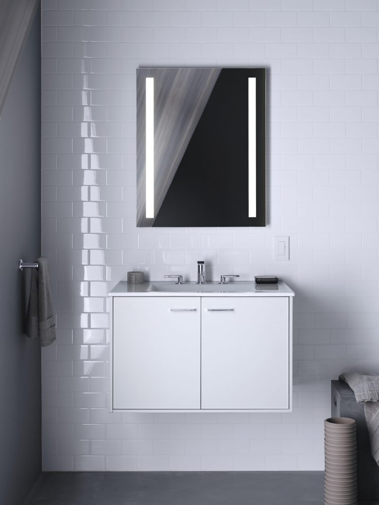 No room in the home requires more layers and nuances of lighting than the bathroom.