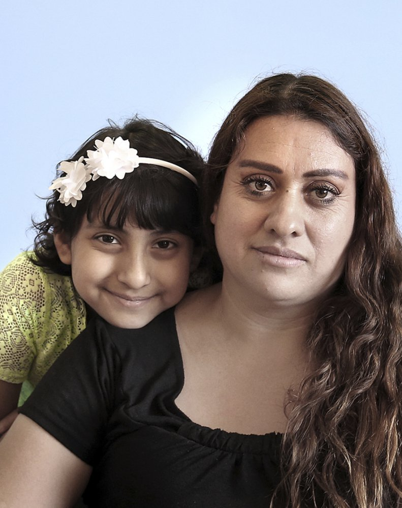 Maria Elena de Loera will be permitted to remain in the U.S. for six months while her daughter, Alia, 8, is treated for bone cancer.