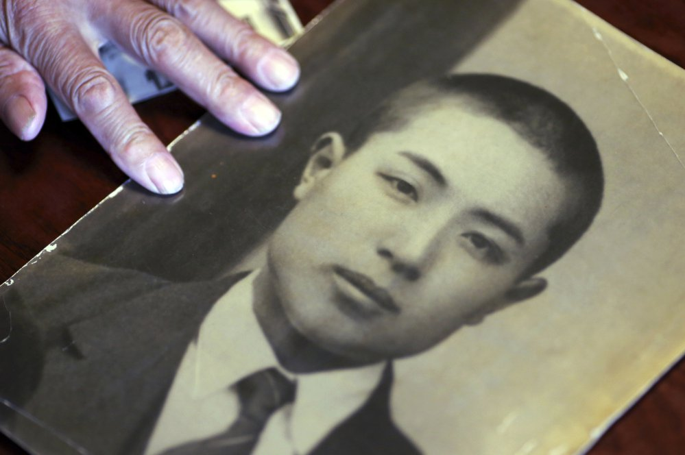 Sadao Yasue apparently was killed in 1944, but his body was never recovered.