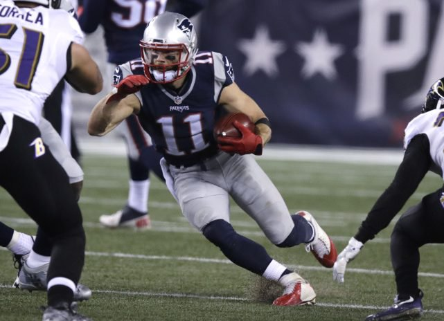 "Julian Edelman is the Patriots' best receiver, but being labeled a ""slot"" receiver, among other things, limited his bargaining power. Edelman signed a two-year, $11 million deal, less per year than players like Kenny Stills and Robert Woods."