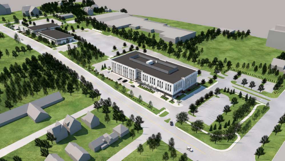 Despite efforts by the developer to modify the plan to build two new office buildings, the Augusta Planning Board on Tuesday once again asked FD Stonewater to come back with a revised plan for the large building proposed for the corner of Sewall and Capitol streets. The board wants to review different colors for the exterior and a version that more closely matches the nearby Cross State Office Building.