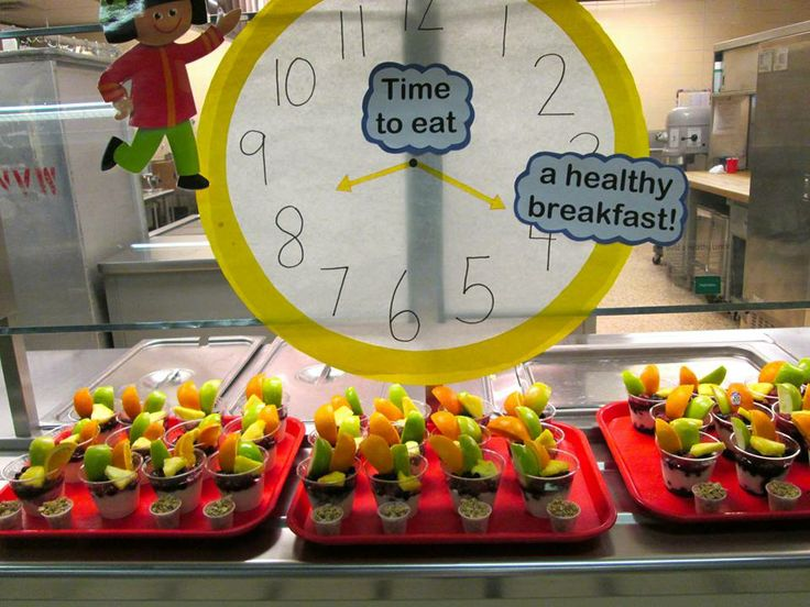 When kids are hungry, it is difficult to focus on learning.  Schools must do everything in their power to provide students with a healthy and successful start to the day.