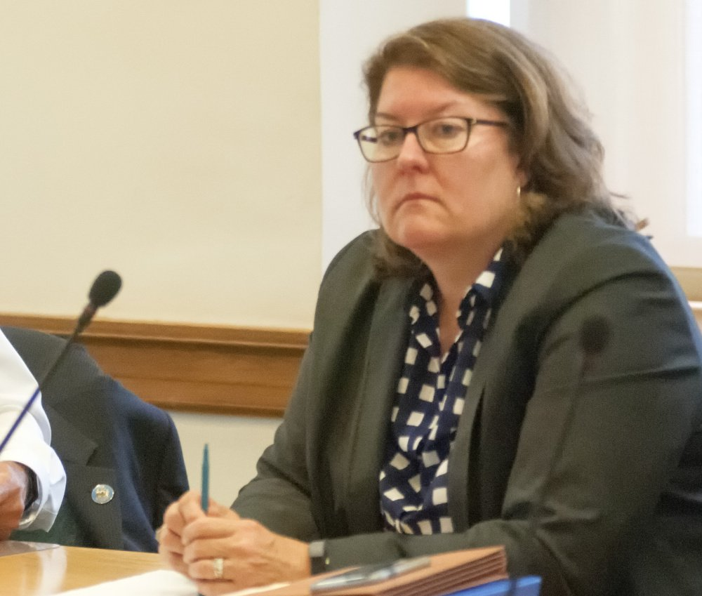 "Rep. Teresa Pierce, D-Falmouth, House chair of the Marijuana Legalization Implementation Committee, said, ""Every day that goes by that communities don't know what to do or how to proceed it's another day the black market continues to thrive."""