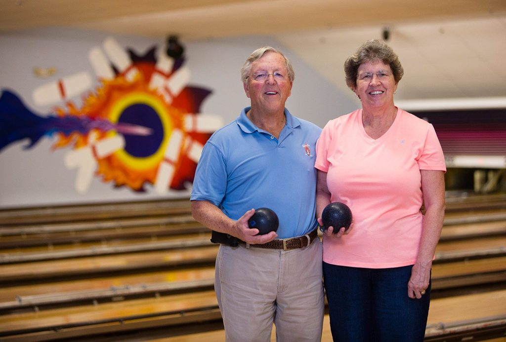 Bert and Claire Dube are closing their Vacationland Bowling Center in Saco, after 34 years as owners.