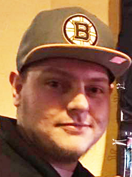 Aaron White-Sevigny, 25, of Windsor, was one of two men who died as a result of Sunday's crash in Augusta during the United Bikers of Maine Toy Run.