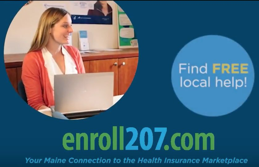 "Barbara Leonard, president and CEO of the Maine Health Access Foundation, said, ""We'll be pulling the enroll207 website back out of mothballs"" to help spread the word about Affordable Care Act enrollment."