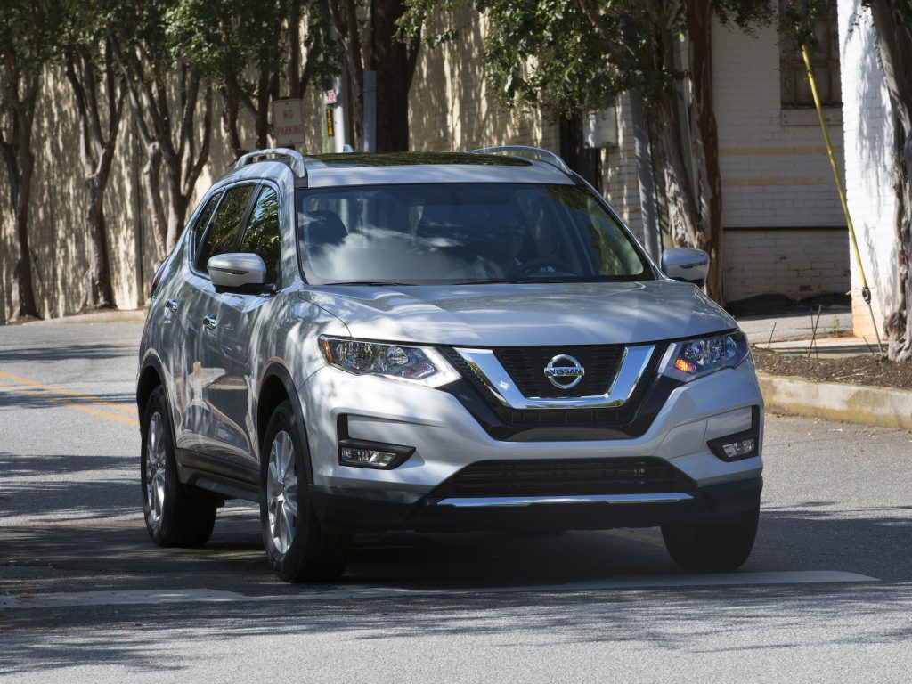 The new 2017 Nissan Rogue is offered as a true compact and in a larger version.