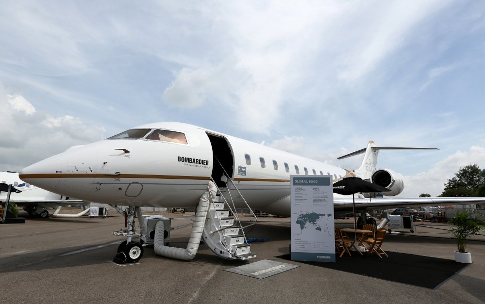 Bombardier – which is also contending with rising hurdles in its commercial-jet business – have slowed production in the last couple of years as demand for private jets sagged.
