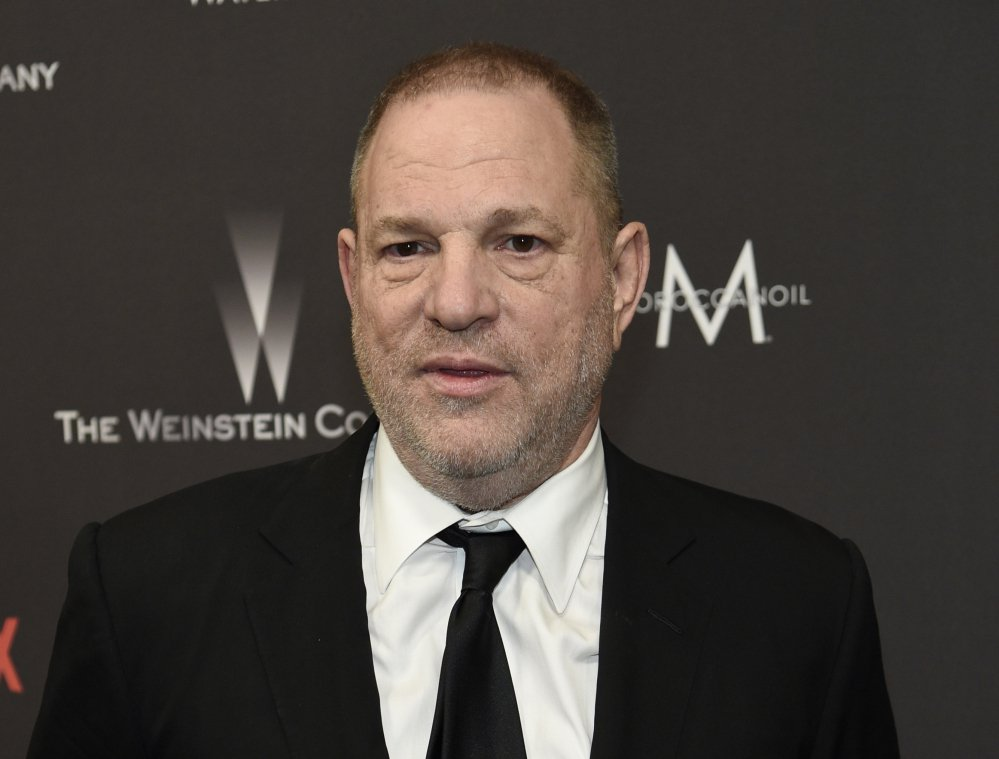 Harvey Weinstein arrives at The Weinstein Company and Netflix Golden Globes afterparty in Beverly Hills, Calif., in this 2007 photo.