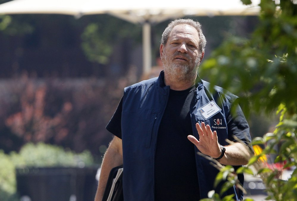 """One actress who says she was sexually harassed by Harvey Weinstein said, """"I think I deserve to build my career without being linked to Harvey Weinstein."""""""