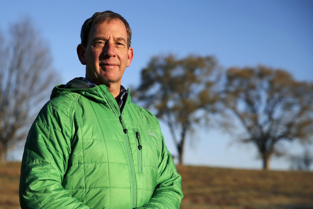 Andy Beahm, the new executive director of Maine Audubon, hopes to share his vision with more than just the 10,000 members.