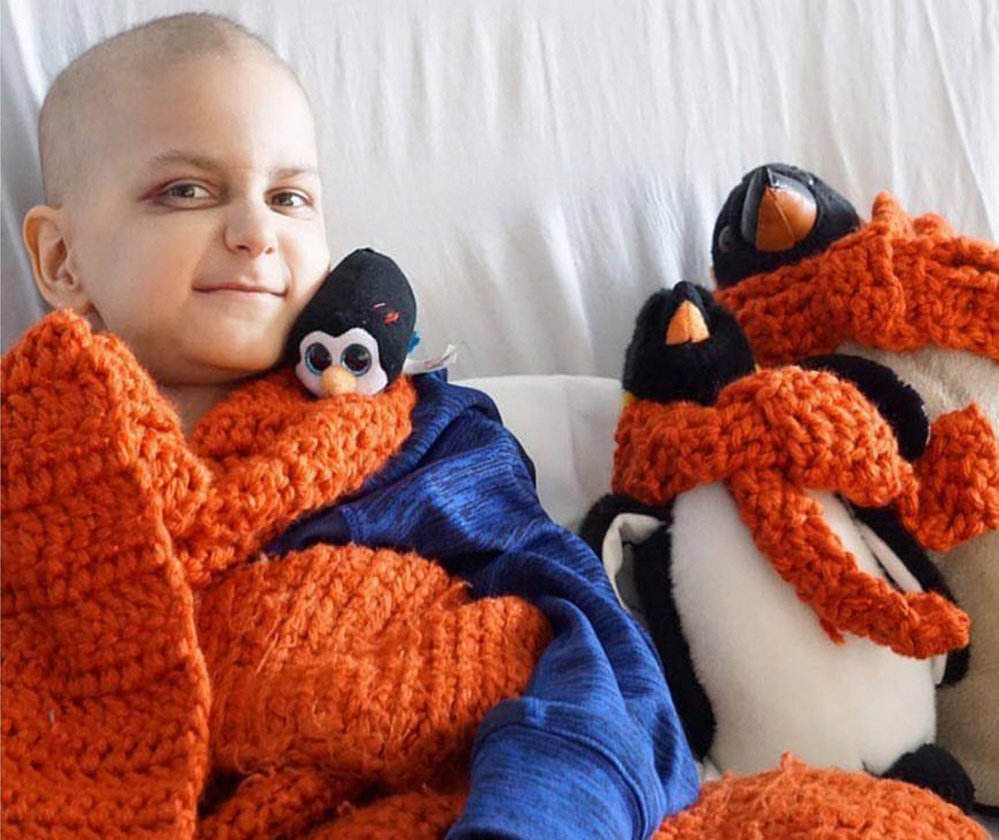 "Jacob Thompson loved penguins and his motto was ""live life like a penguin,"" which meant ""be friendly, stand by each other, go the extra mile, jump into life and be cool,"" his mother said."