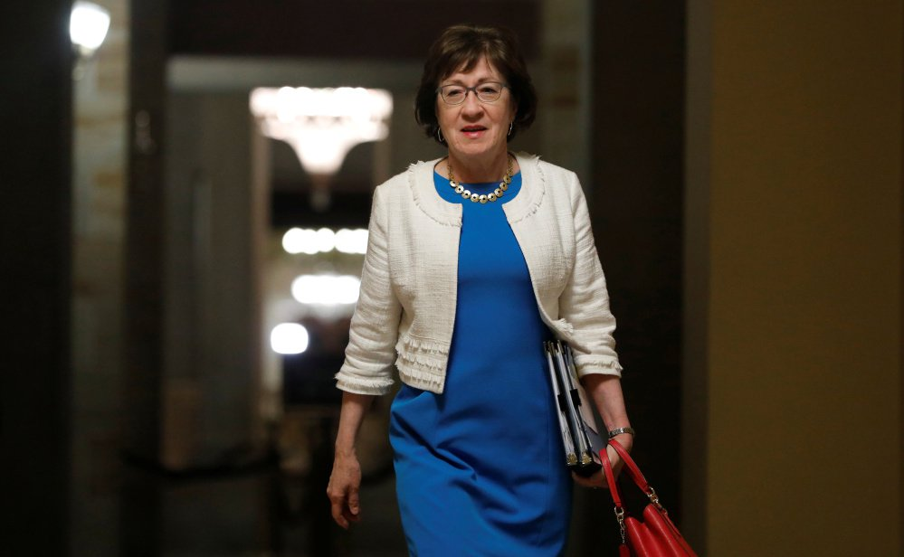 Maine Sen. Susan Collins is likely to play a crucial role in efforts to pass a tax reform bill because Republicans cannot afford to lose more than two votes in the Senate and one other senator has already said he opposes it.