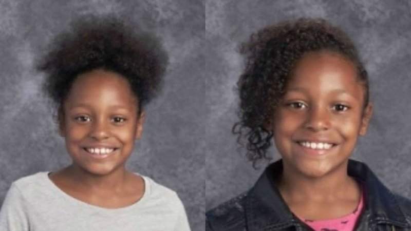 Jet'aime and Dasia Valentine, from Plymouth, Massachusetts were reported missing Wednesday afternoon, after being dropped off at a bus stop.