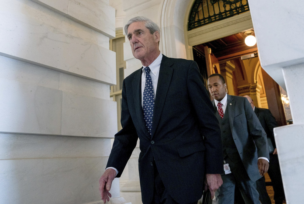 As Robert Mueller's investigation moves further into President Trump's inner circle, the special counsel is coming under a constant drumbeat of conservative criticism.