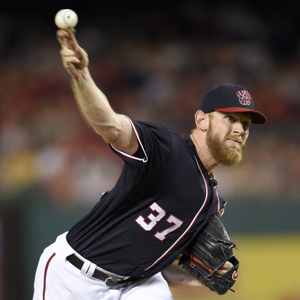 The Nationals host the All-Star Game in 2018, but Stephen Strasburg would likely skip the event if he is selected. He thinks changing his routine for the game led to injury.