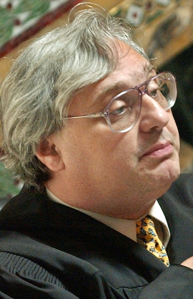 Judge Alex Kozinski