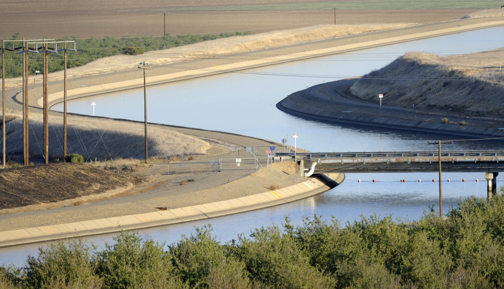 Established during the 1930s, the Central Valley Project, the nation's largest federal water project, carries water to Southern California communities via canals. The White House's plans to pump more water for agricultural interests has alarmed environmentalists.