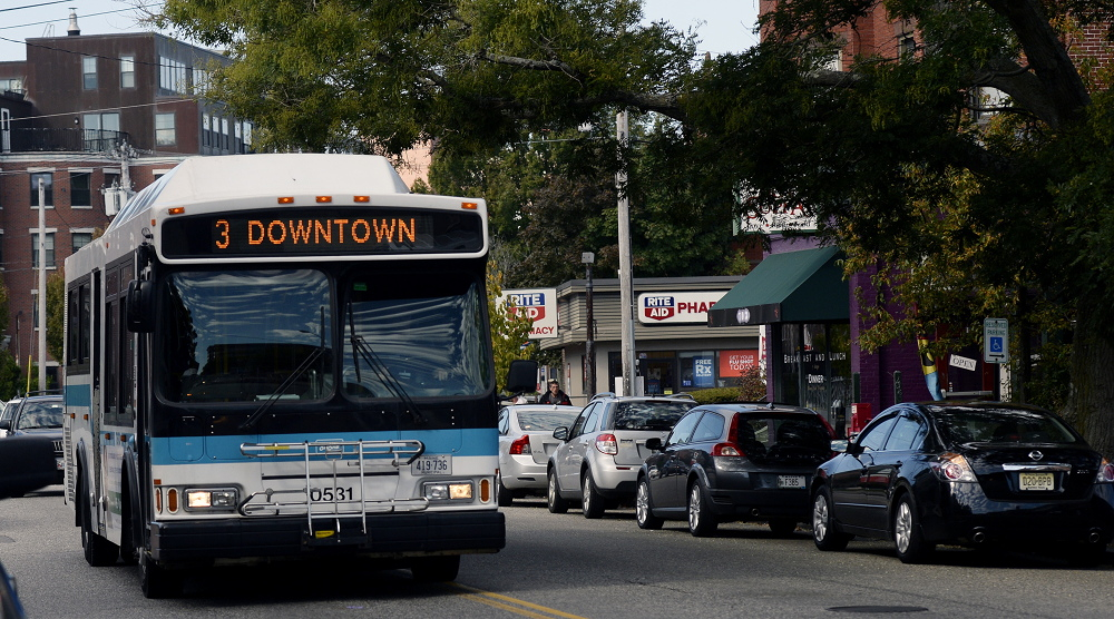 By working with Metro to extend  bus service to Westbrook and Gorham, University of Southern Maine will be contributing to the health of the regional economy.