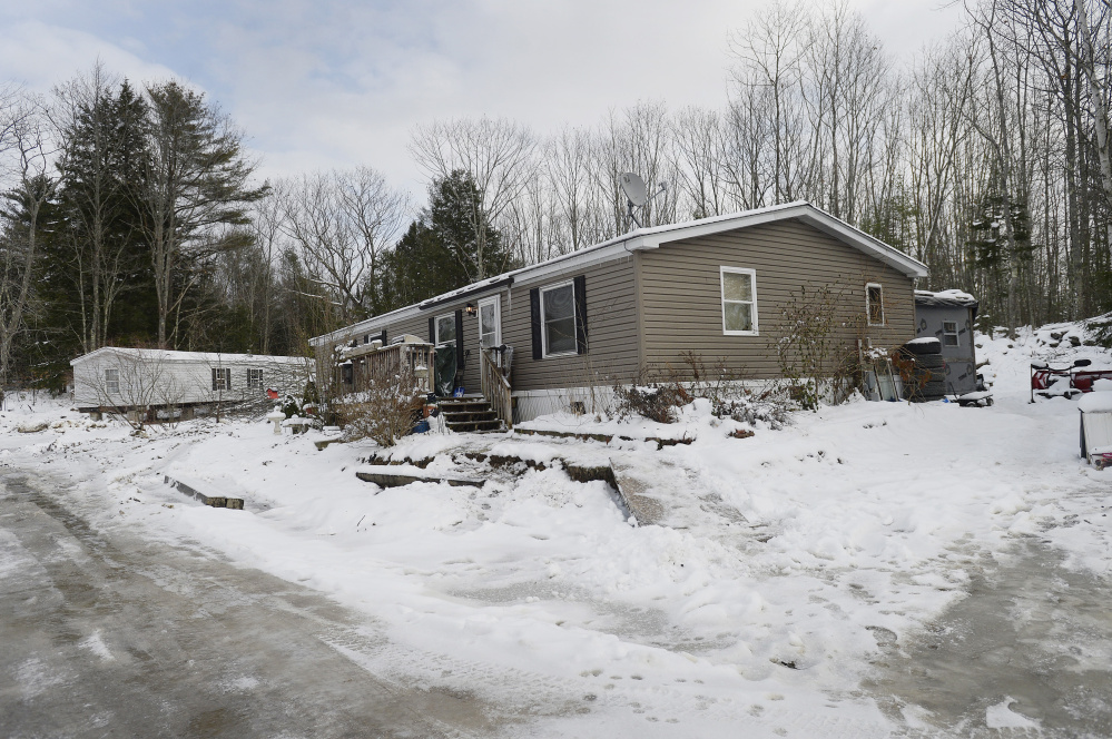 A home at 19 Crickets Lane in Wiscasset is seen Wednesday. Authorities said Kendall Chick, 4, died Friday after emergency responders found her unresponsive there.