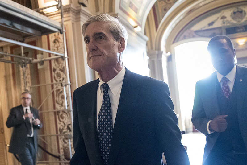 Special counsel Robert Mueller who is heading up the probe of Russian interference in the presidential election, was defended by a deputy attorney general on Wednesday, as Republicans try to question his team's neutrality.