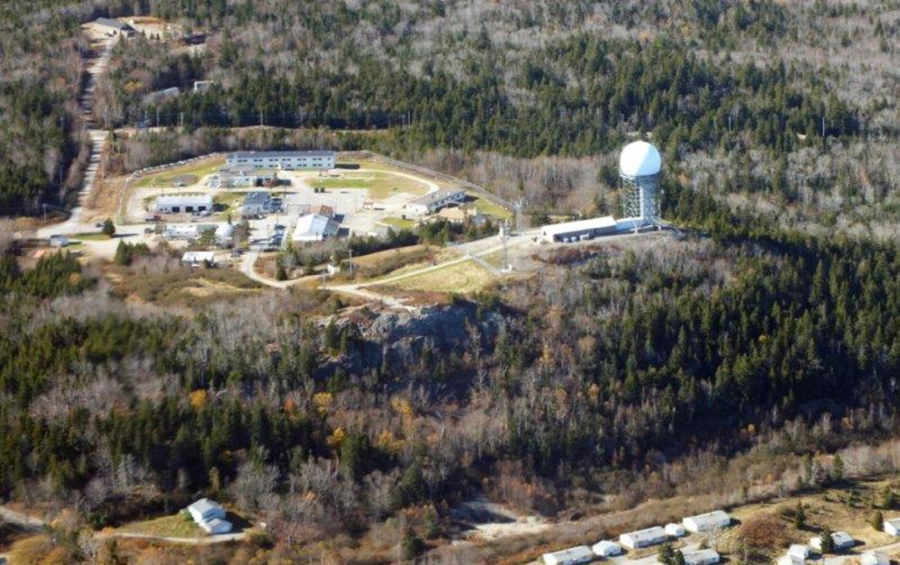 The Downeast Correctional Facility in Machiasport.