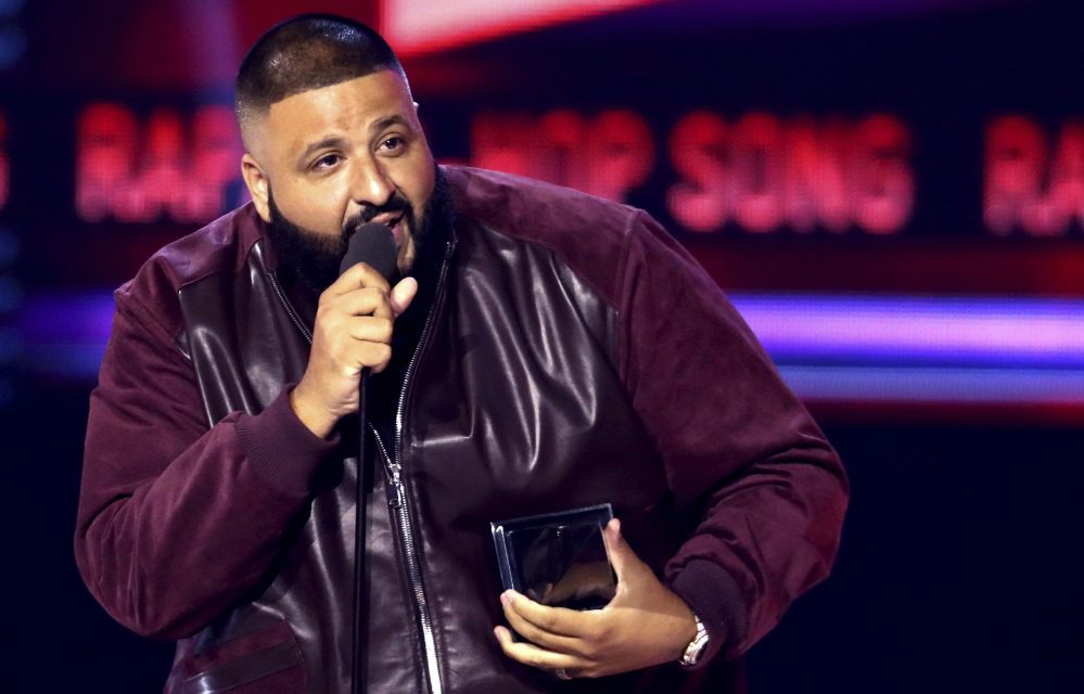 Weight Watchers International stock climbed after naming DJ Khalid as its new representative.