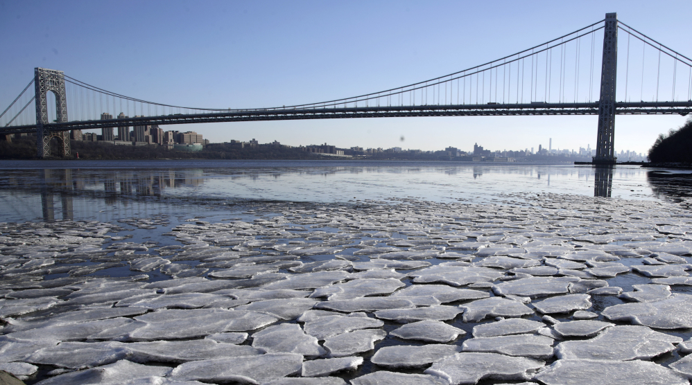 Super cold weather has settled in across much of the U.S., including Chicago and New York City. When the polar vortex weakens, 'it causes like a dam to burst' and move south, said Judah Cohen, a winter storm expert.