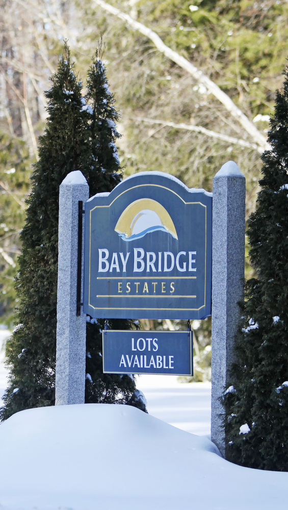 The owners of Bay Bridge Estates in Brunswick say a plan to drill a new well on the property is being sped up.