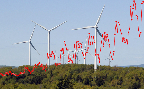 Charts A Decade Of Rapid Growth For Wind Power In Maine