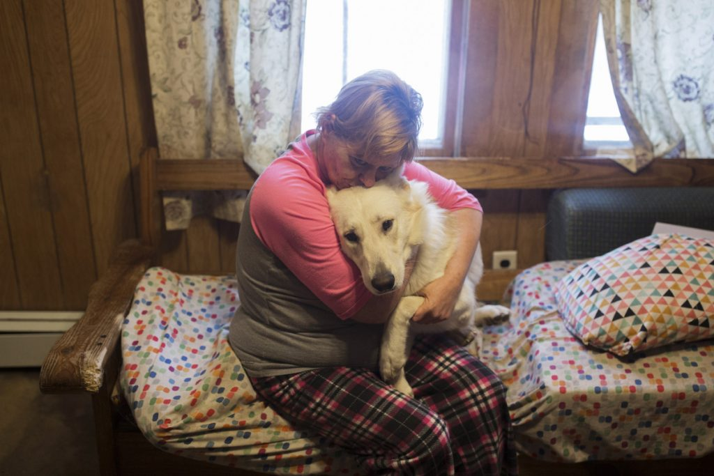 Anita McBride says accusations of animal cruelty against her are false because she knows how to care for her dogs. But on Friday, a month after they were taken from her, she lost her legal bid to get them back.