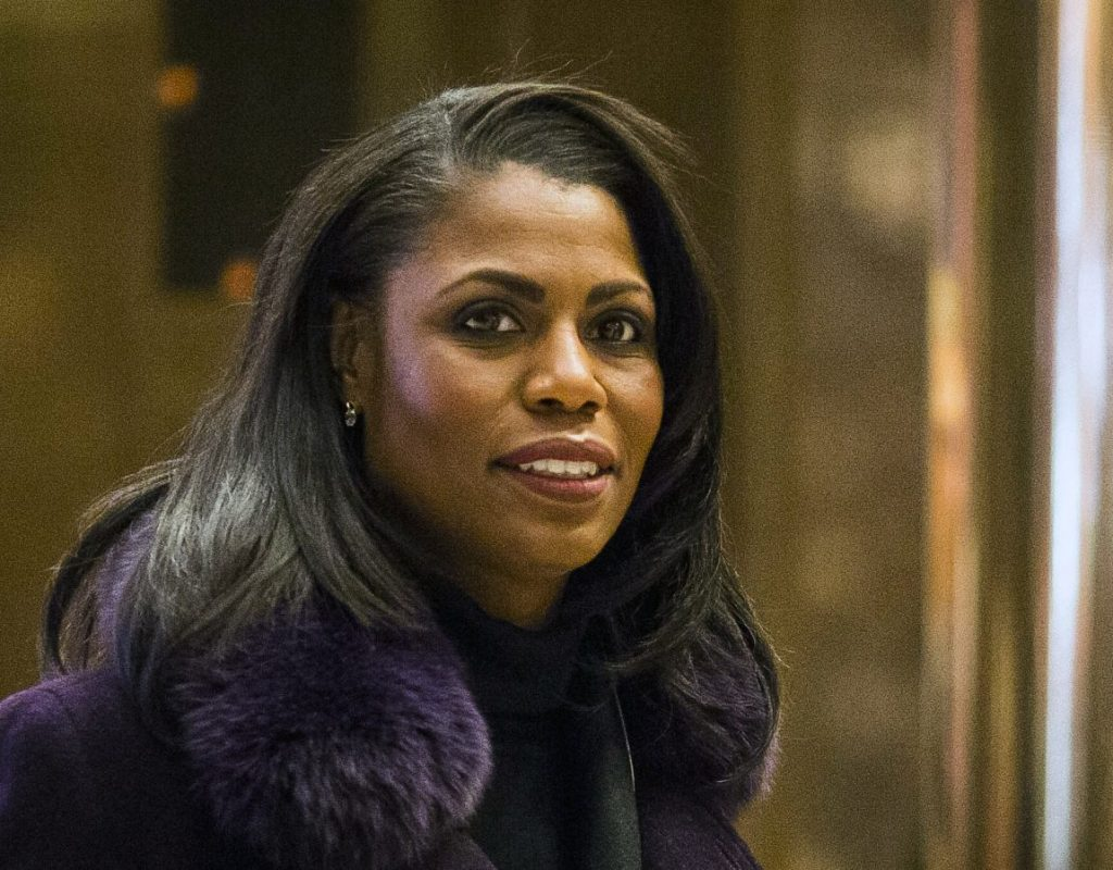 "Ex-""Apprentice"" contestant Omarosa Manigault says she refused a $15,000-a-month contract from President Trump's campaign to stay silent after being fired from her job as a White House aide."