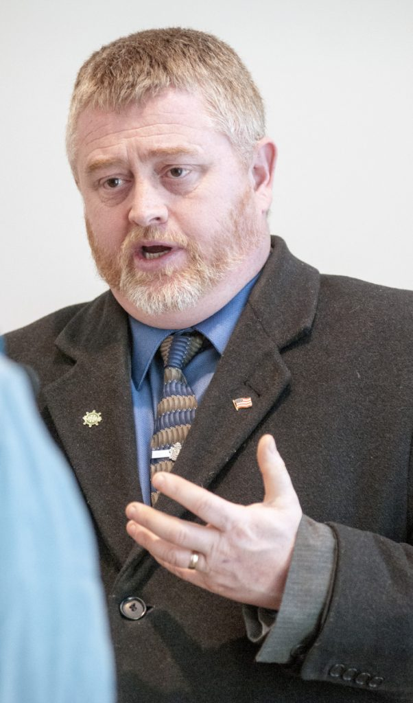 Washington County Commissioner Chris Gardner says he is pleased that Gov. LePage agreed to suspend removal of prison equipment during the court case.