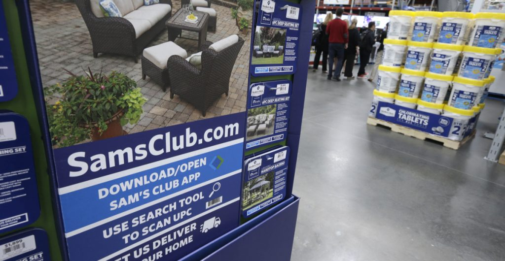 Sam's Club is putting an added focus on serving suburban families with children and annual incomes between $75,000 and $125,000, the same people targeted by rival Costco.