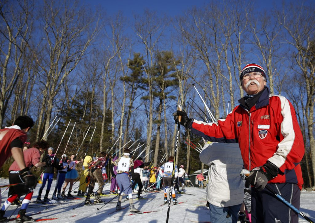 He's been there for generations, teaching skiing and teaching life, and loving every moment. But now Bob Morse, the Nordic ski coach at Yarmouth High and a member of the Maine Ski Hall of Fame, is calling it a career at age 74.