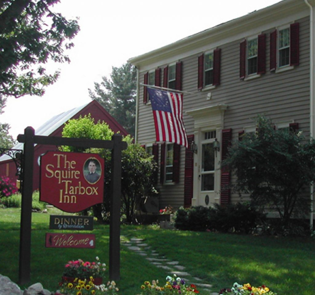 The Squire Tarbox Inn on Westport Island has been sold, and its new owners say they plan to keep the restaurant – named