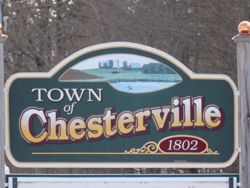 Two public hearings will be held Thursday at the Chesterville Town Office, beginning at 6 p.m.