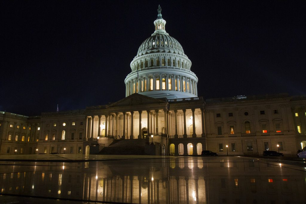 The Senate passed a budget deal and spending measure to reopen the shuttered federal government early Friday morning, sending the bill to the House.
