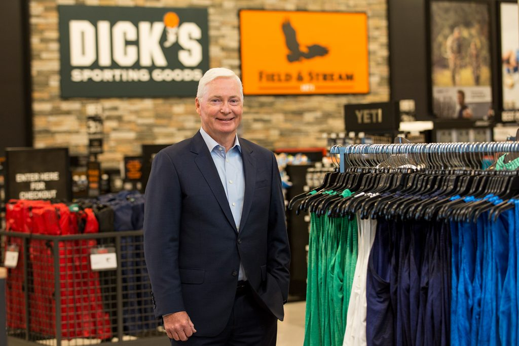 Dick's Sporting Goods stops selling assault-style rifles