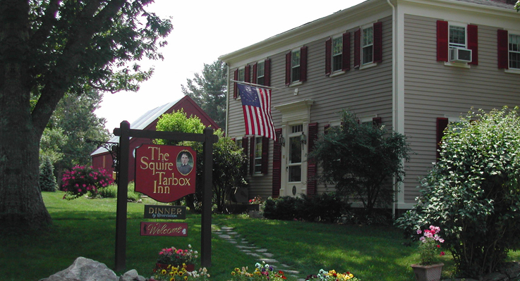 The Squire Tarbox Inn on Westport Island has been sold, and its new owners say they plan to keep the restaurant open.