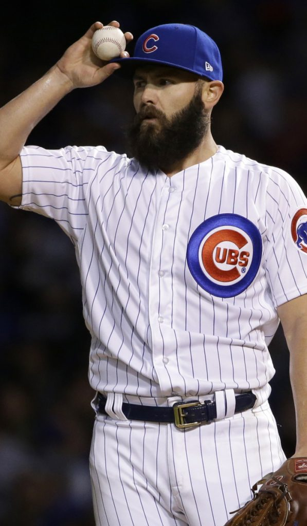 Jake Arrieta won the Cy Young Award in 2015 with the Chicago Cubs, then helped them win the World Series a year later. Now he's apparently heading to the Philadelphia Phillies.