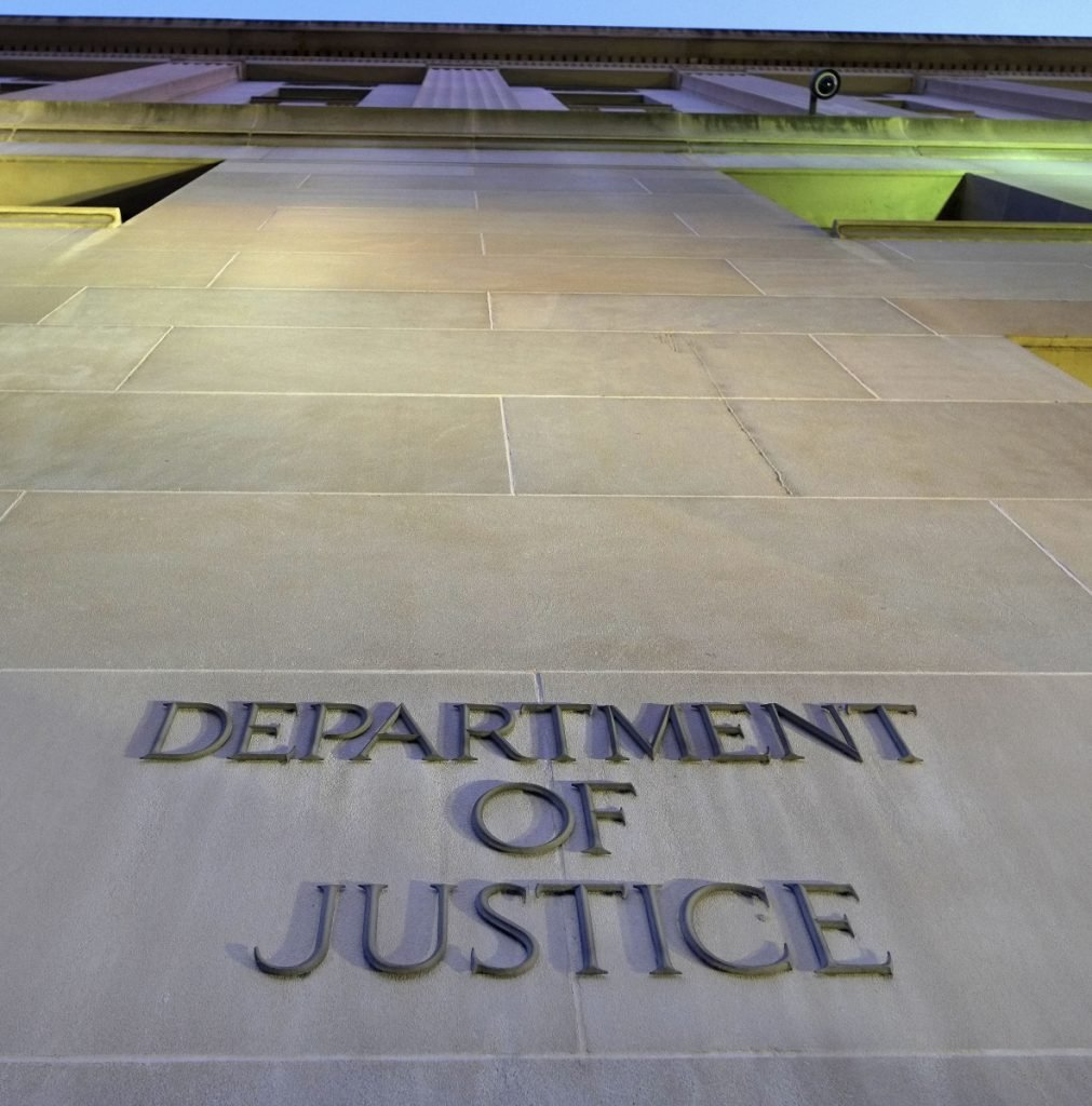 The highest number of requests went to the departments of Homeland Security and Justice, among others.