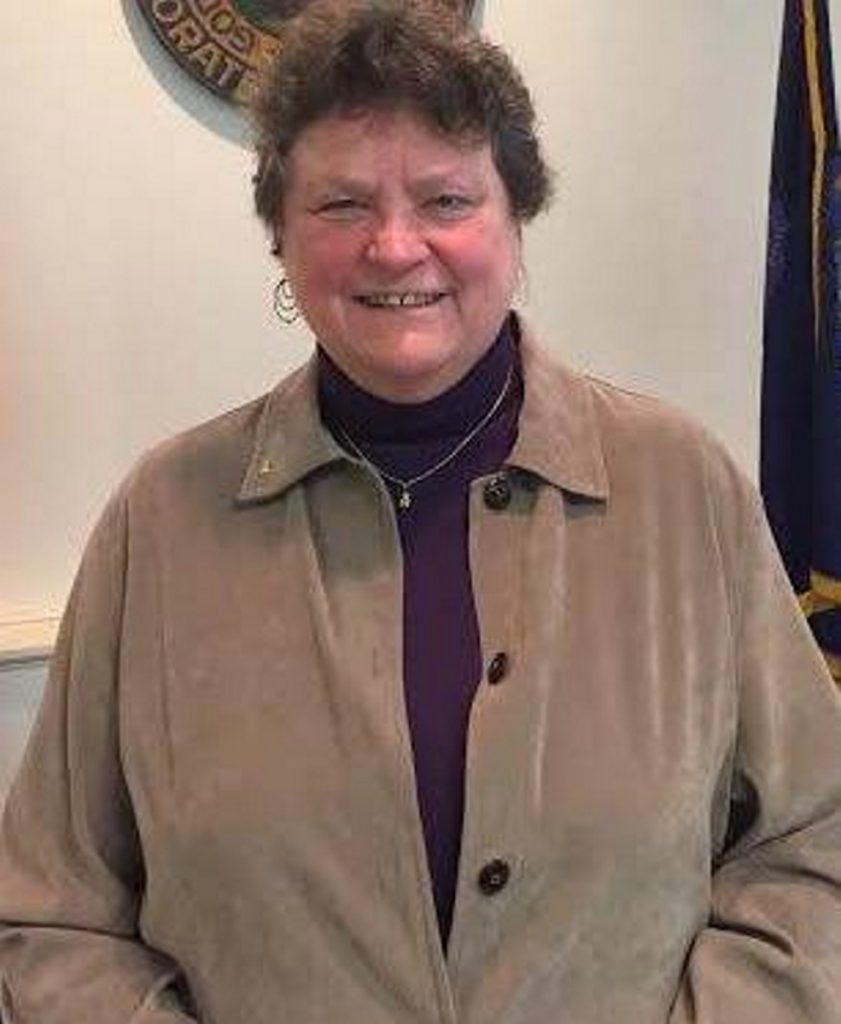 Rep. Pinny Beebe-Center, D-Rockland
