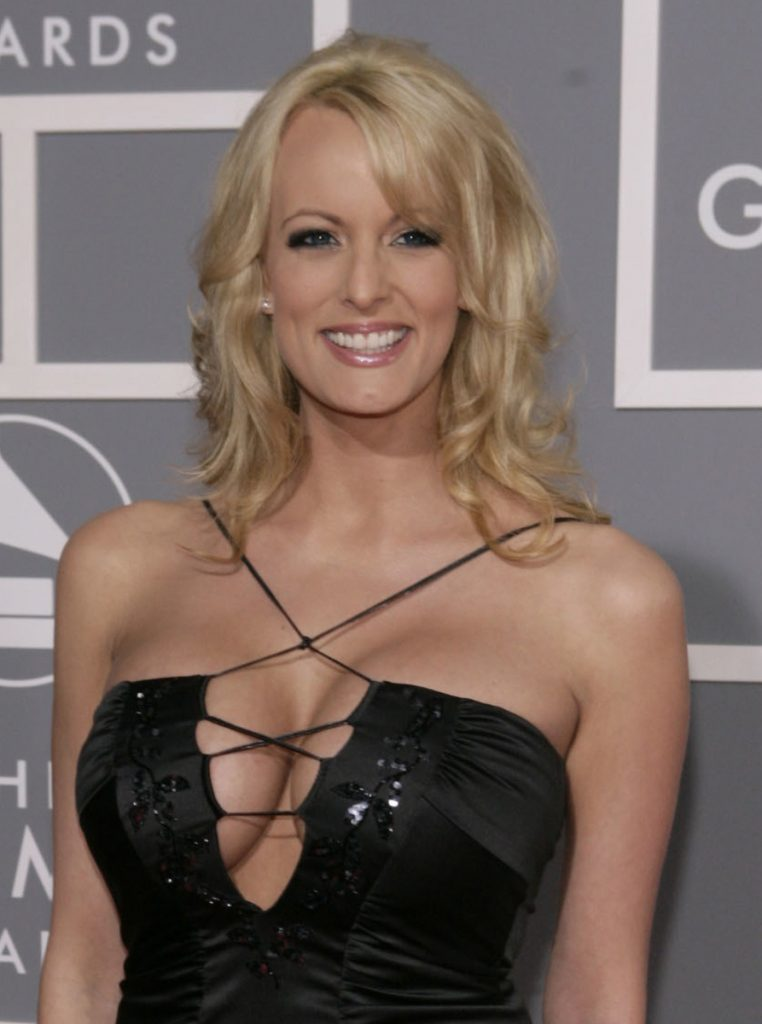 Adult film actress Stormy Daniels has alleged her relationship with Donald Trump began in 2006 and lasted for about a year.