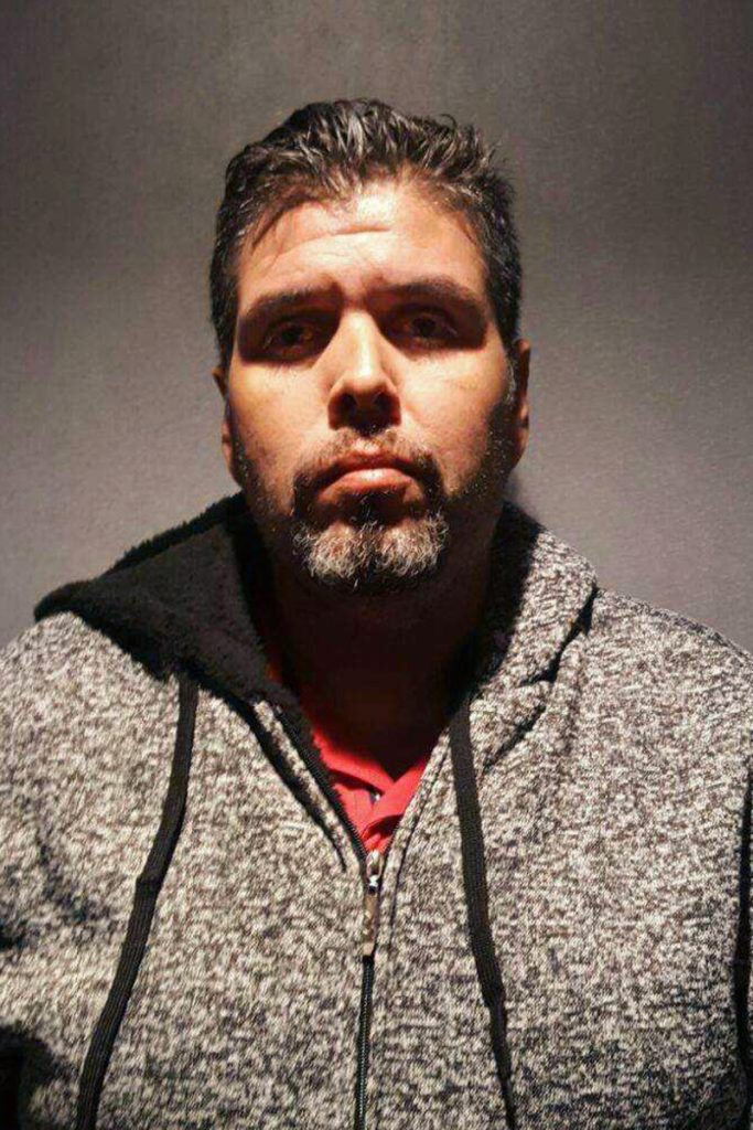 This undated photo shows Francisco Quiroz-Zamora. Authorities said they've charged the alleged drug trafficker with smuggling large quantities of fentanyl into the New York City area from Mexico. He is scheduled to appear in court in Manhattan on Tuesday.