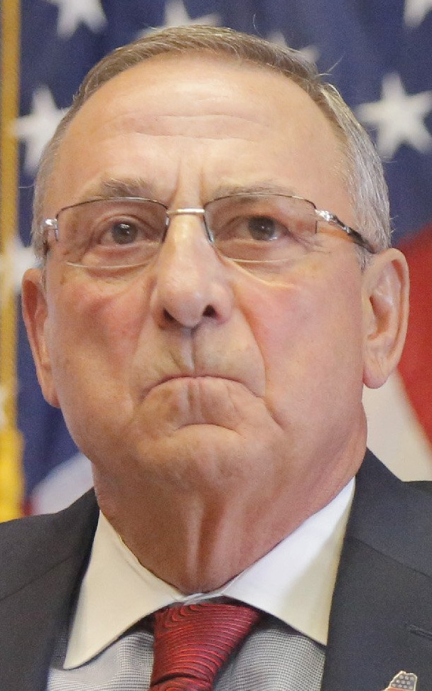 "For Medicaid expansion, Gov. Paul LePage has said, ""Show me the money."""