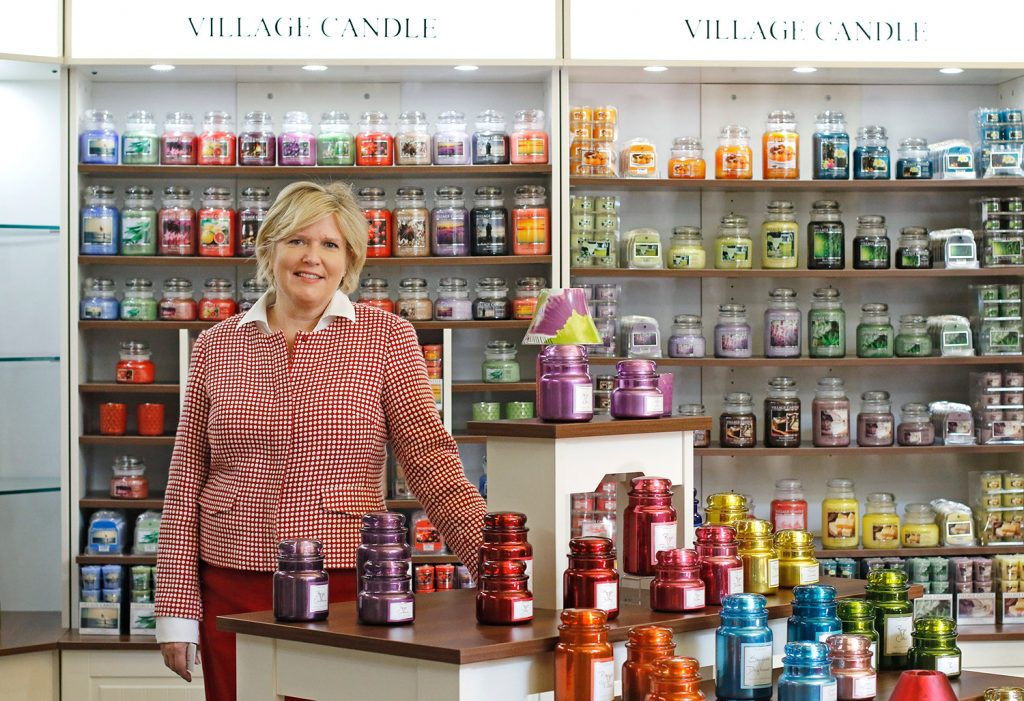 Maine candle company sees bright future across the Atlantic