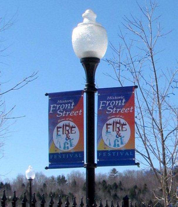 Farmington's Fire and Ice Festival will be held from 11 a.m. to 3 p.m. Saturday.