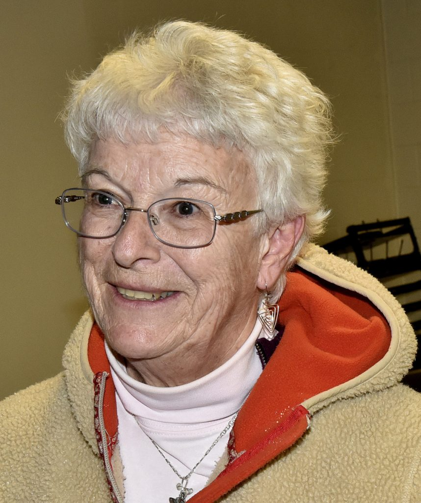 Winslow resident Carmen Bourgoyn said she voted Tuesday to dissolve Alternative Organizational Structure 92, citing the heavy workload on the school organization's administration.